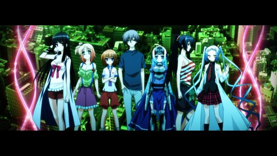Kore wa Zombie Desu ka of the Dead (BD) - Batches