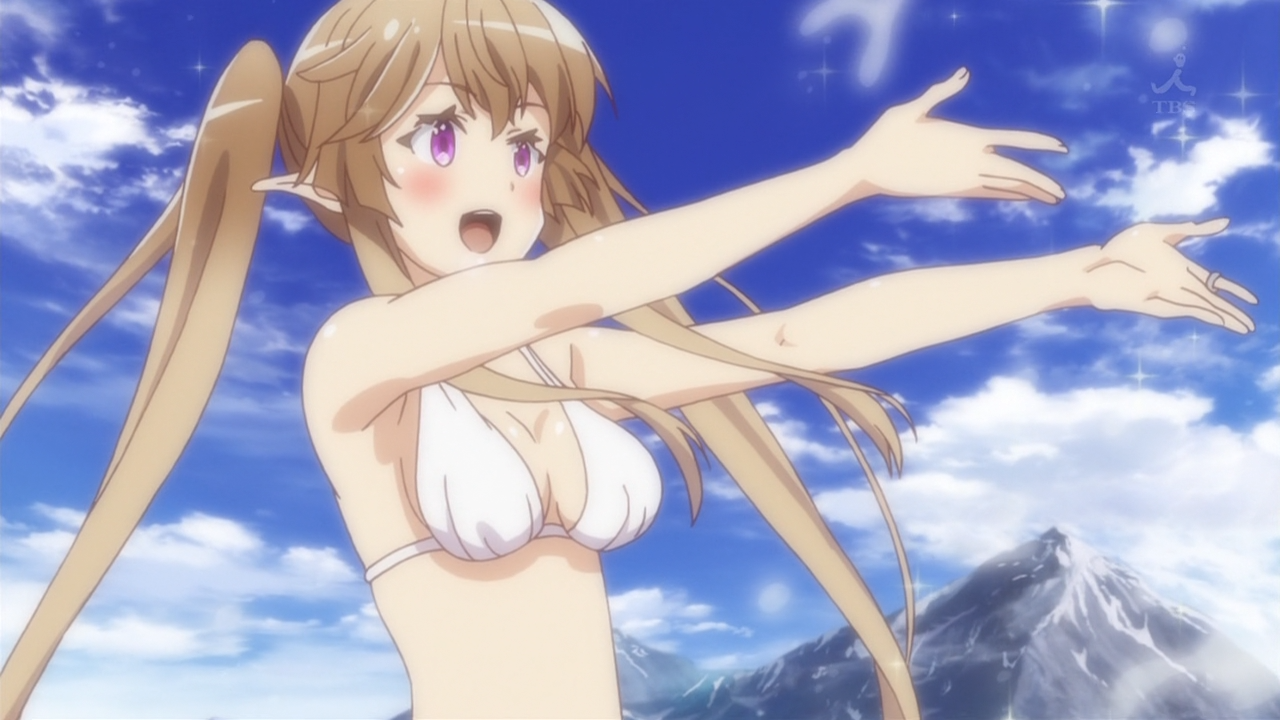 Outbreak Company – 09