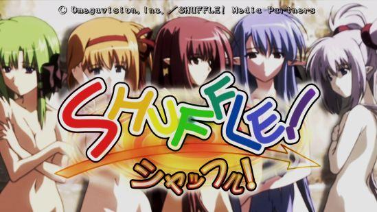 Shuffle! (Blu-Ray)