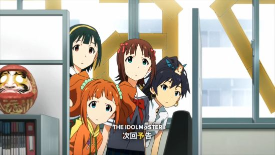 The iDOLM@STER - 11 Pre