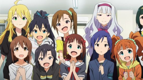 The iDOLM@STER - 11