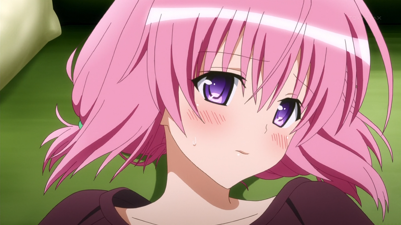 To LOVE-Ru Darkness – 12 [END]