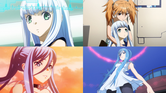 Arpeggio of Blue Steel – Ars Nova (BD) – Vol 1