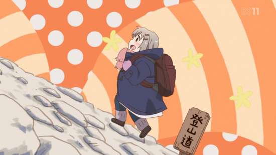 Yama no Susume Second Season – 06